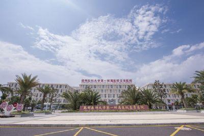 呈贡云大医院竣工项目
